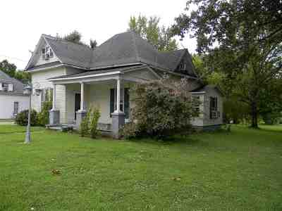 Crockett County Single Family Home For Sale: 370 College St