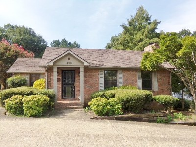 Dyersburg Single Family Home For Sale: 433 Parkview
