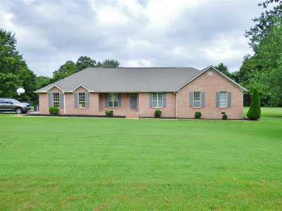 Gibson County Single Family Home For Sale: 22 Country Square