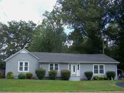 Obion County Single Family Home For Sale: 8802 E Pierce Station Rd