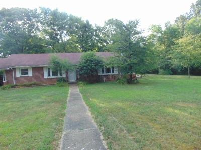Benton County Single Family Home For Sale: 3520 Hatley