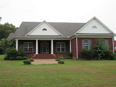 Trenton Single Family Home For Sale: 763 Concord Cades Rd
