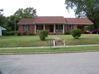 Dyer Single Family Home For Sale: 354 E Maple
