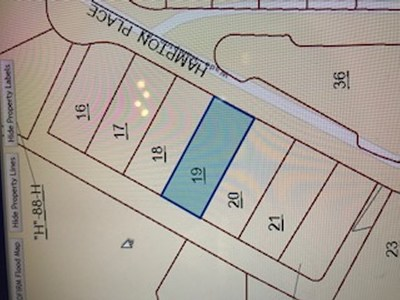 Dyersburg Residential Lots & Land For Sale: Lot 16 Hampton Place
