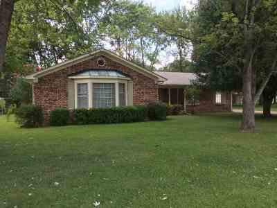 Dyersburg Single Family Home Backup Offers Accepted: 134 Delta Pine