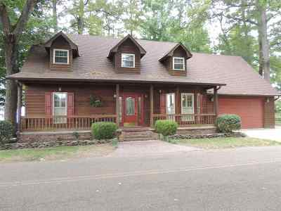 Obion County Single Family Home For Sale: 1042 Lake Dr