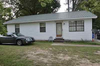 Gibson County Single Family Home For Sale: 2410 Dodson St