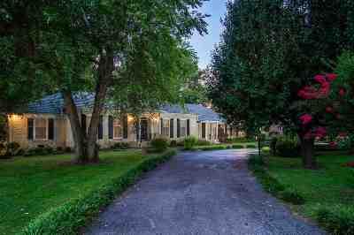 Crockett County Single Family Home For Sale: 760 E Main