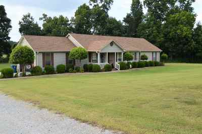 Gibson County Single Family Home For Sale: 244 St Rt 187