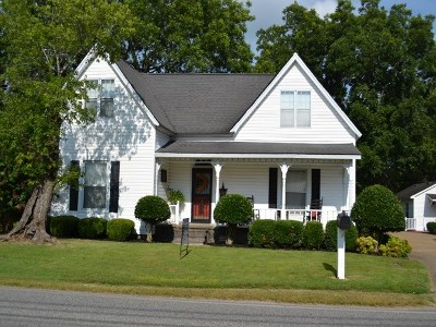 Bradford Single Family Home Active-Price Change: 215 Highway 45 South