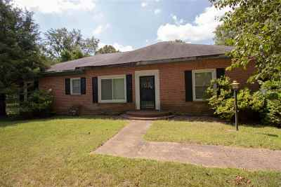 Gibson County Single Family Home For Sale: 2620 E Mitchell St