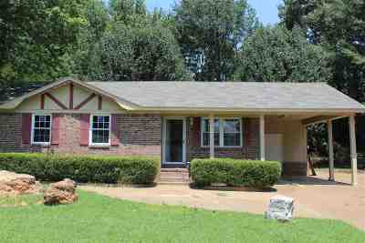 Crockett County Single Family Home For Sale: 71 Tracy Street