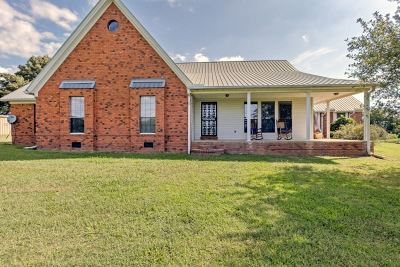 Crockett County Single Family Home For Sale: 5196 Highway 412