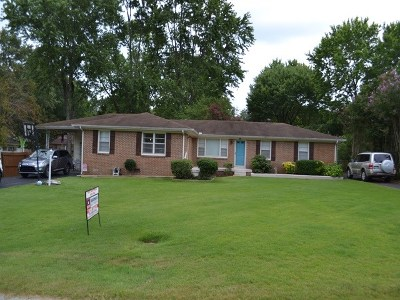 Gibson County Single Family Home For Sale: 2023 Sunset Ridge
