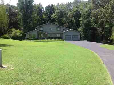 Dyersburg Single Family Home For Sale: 129 Willow Circle