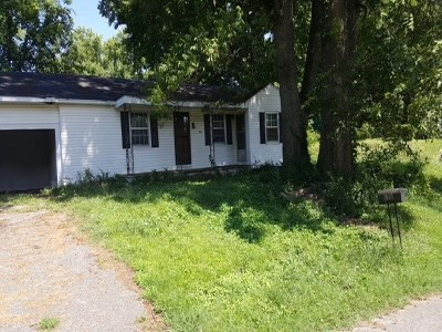 Gibson County Single Family Home For Sale: 326 S 18th