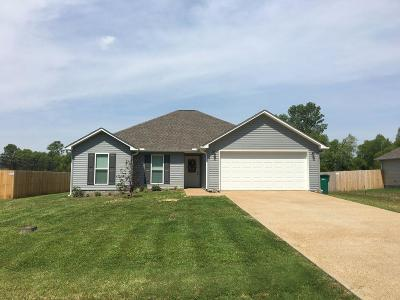 Crockett County Single Family Home Backup Offers Accepted: 1637 Belle Meade