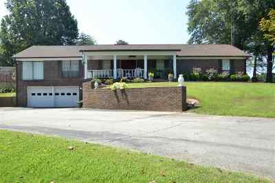 Crockett County Single Family Home For Sale: 6534 Hwy 152