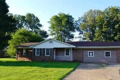 Obion County Single Family Home For Sale: 289 Cedar