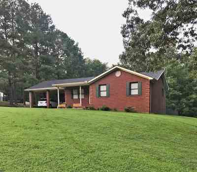 Weakley County Single Family Home For Sale: 284 Ridgewood