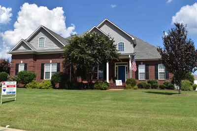 Gibson County Single Family Home For Sale: 52 Lone Oak