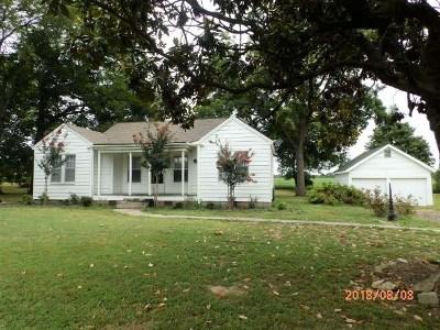 Trenton Single Family Home For Sale: 30 Dyersburg
