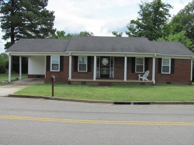 Haywood County Single Family Home For Sale: 1042 Hungerford