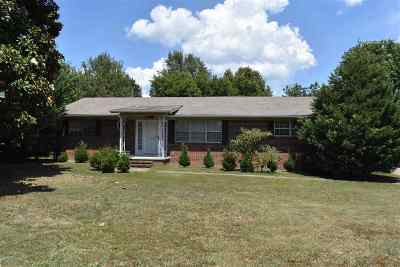 Dyer County Single Family Home For Sale: 412 Edward St