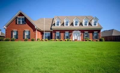 Jackon, Jackson, Jackson Tn, Jakcson Single Family Home For Sale: 19 Morning Grove