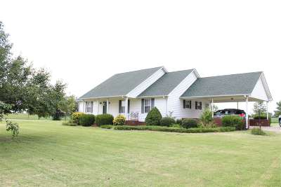 Dyer County Single Family Home For Sale: 250 Maple Hill
