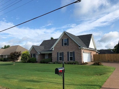 Gibson County Single Family Home For Sale: 1327 Middle School