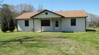 Hardeman County Single Family Home For Sale: 1515 Brints Chapel
