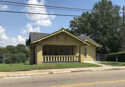 Madison County Single Family Home For Sale: 200 N Hays