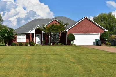 Gibson County Single Family Home For Sale: 124 Blackmon St