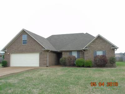 Gibson County Single Family Home For Sale: 145 Augustus Cv