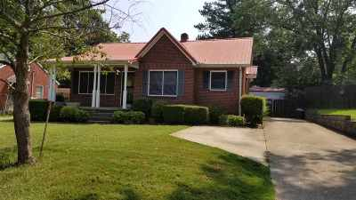 Madison County Single Family Home For Sale: 104 Northside Drive