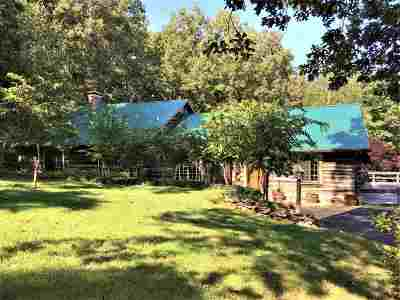 Madison County Single Family Home For Sale: 480 Liberty Claybrook