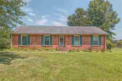 Haywood County Single Family Home For Sale: 116 Hillcrest Dr