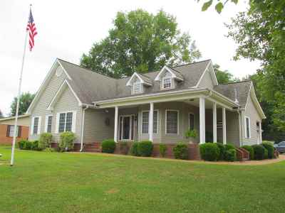 Weakley County Single Family Home For Sale: 401 S Cedar