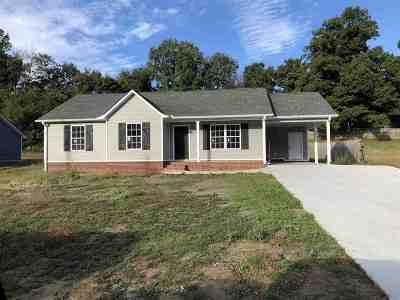 Newbern Single Family Home For Sale: 911 Granite