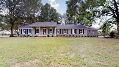 Weakley County Single Family Home For Sale: 4809 22