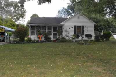 Carroll County Single Family Home For Sale: 185 Hurt