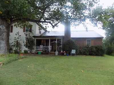 Tipton County Single Family Home For Sale: 5518 Holly Grove