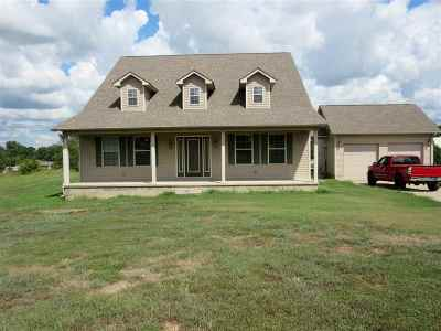 Newbern Single Family Home For Sale: 1651 Red Bell