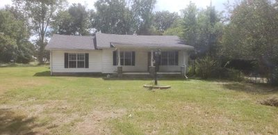 Crockett County Single Family Home For Sale: 8892 Hwy 152