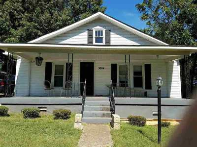 Gibson County Single Family Home For Sale: 3004 West Main