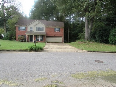 Dyersburg Single Family Home For Sale: 275 Auburn Avenue