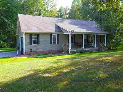 Henderson County Single Family Home For Sale: 135 Battleground Dr
