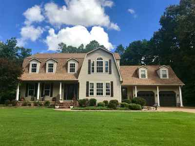 Henderson County Single Family Home Active-Price Change: 330 Saddle Brook