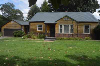 Weakley County Single Family Home For Sale: 1612 Old State Route 22